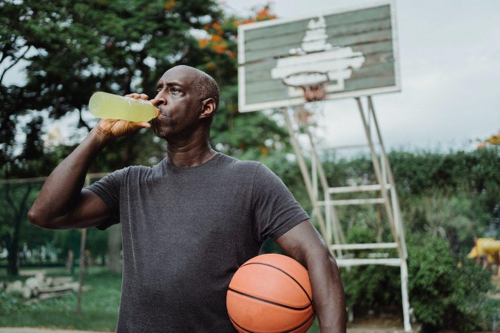 hidratacion post actividad fisica